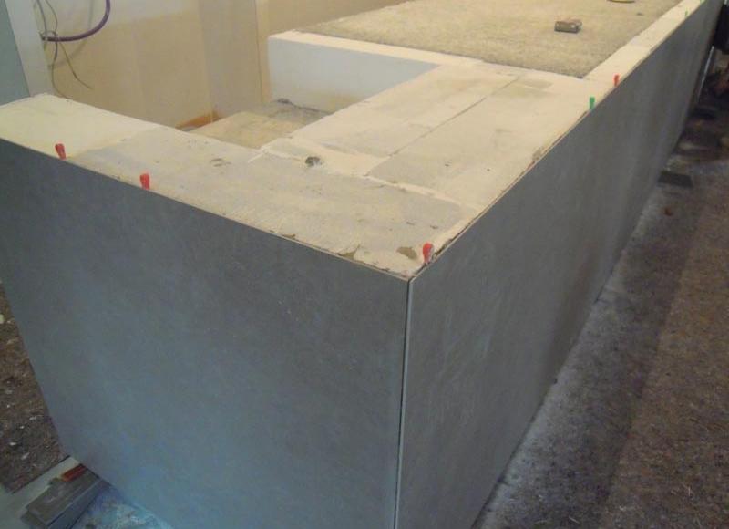 Posa pavimento posa rivestimento posa pietra ricostruita for Kerlite esterno
